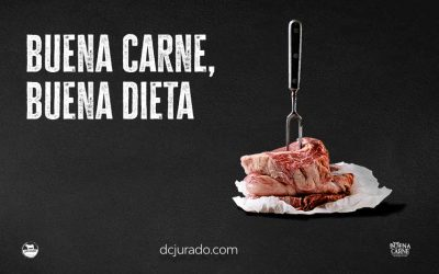 Buena Carne, Buena Dieta.