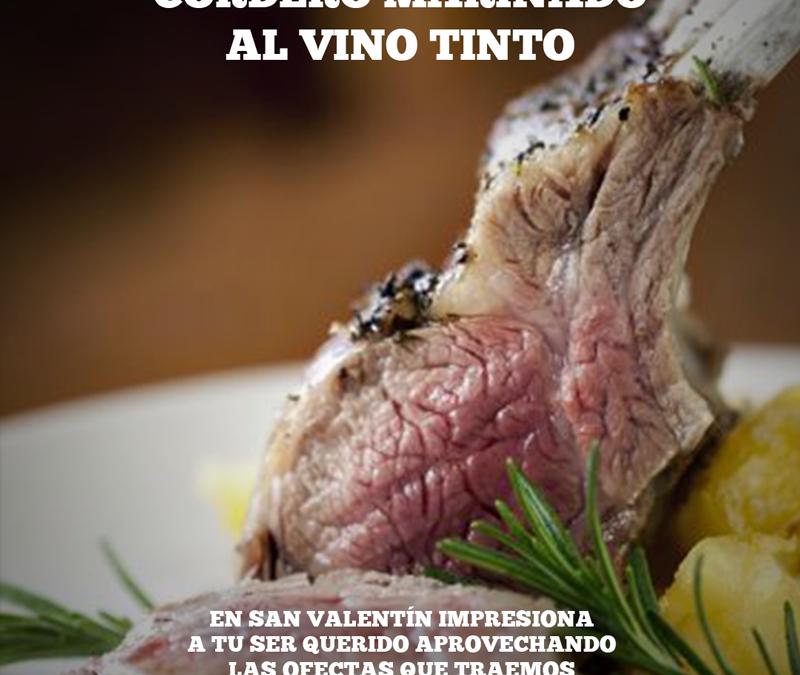 San Valentín en Buena Carne, Cordero Segoviano