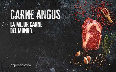 Angus, La mejor carne del mundo