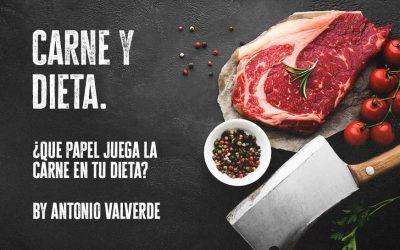 ¿Qué papel juega la carne en tu dieta?