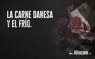La carne danesa y el frío
